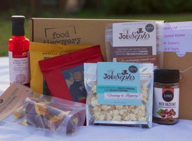 food distribution box