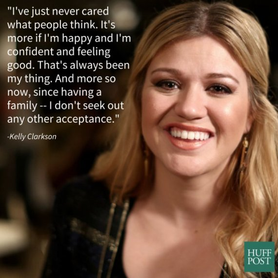 5 Kelly Clarkson Quotes That Will Empower You Today | HuffPost