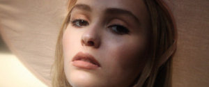 LILY ROSE DEPP PHOTOS SHOOTING