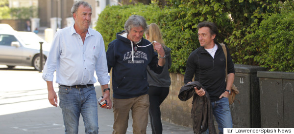 Richard Hammond Breaks Silence On 'Top Gear' Future