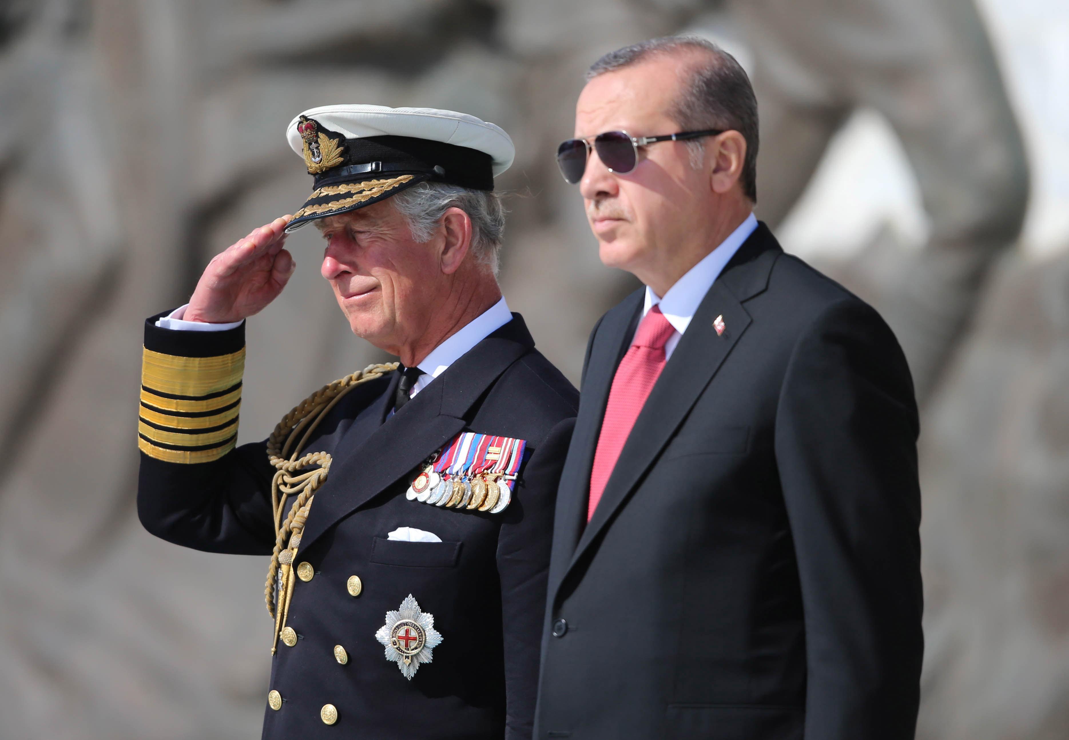 gallipoli charles erdogan