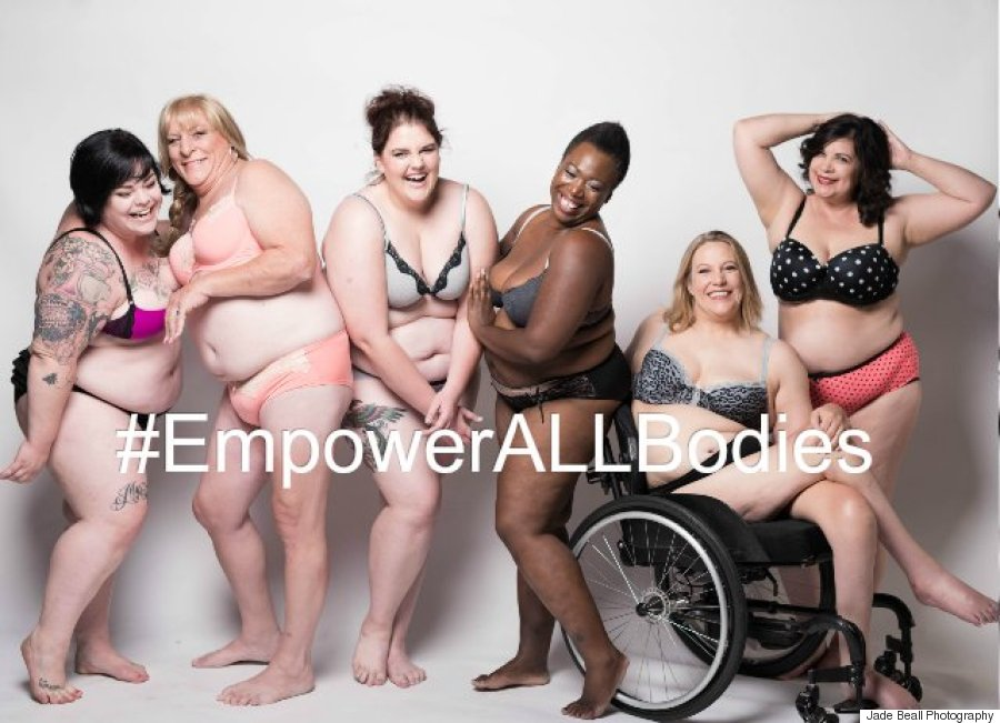 Woman Responds To Lane Bryant Campaign With # ...