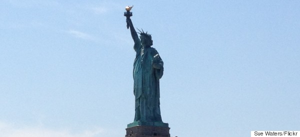 Statue Of Liberty Evacuated After Reports Of Suspicious Package