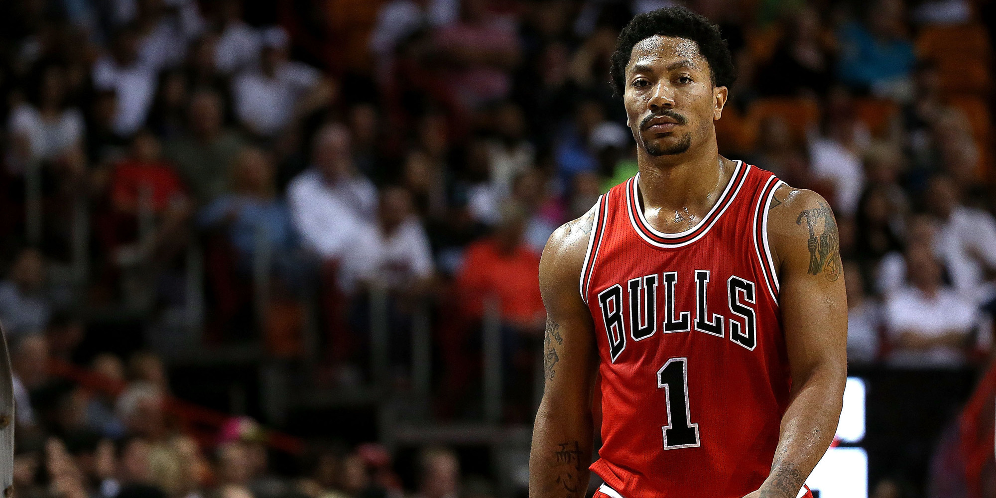... The Ecstasy Of Watching Derrick Rose Play Well | The Huffington Post