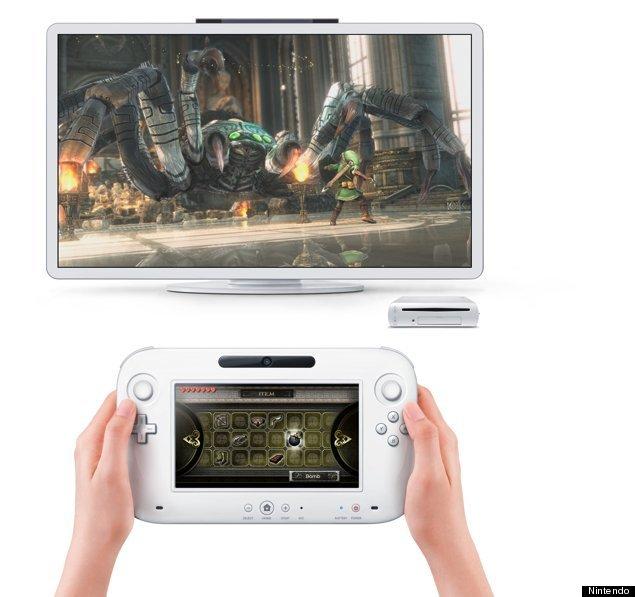 Nintendo Unveils Wii U NINTENDO-WII-U-3DS-E3