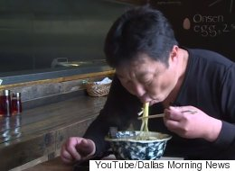 Watch This Chef Demonstrate The Right Way To Eat Ramen