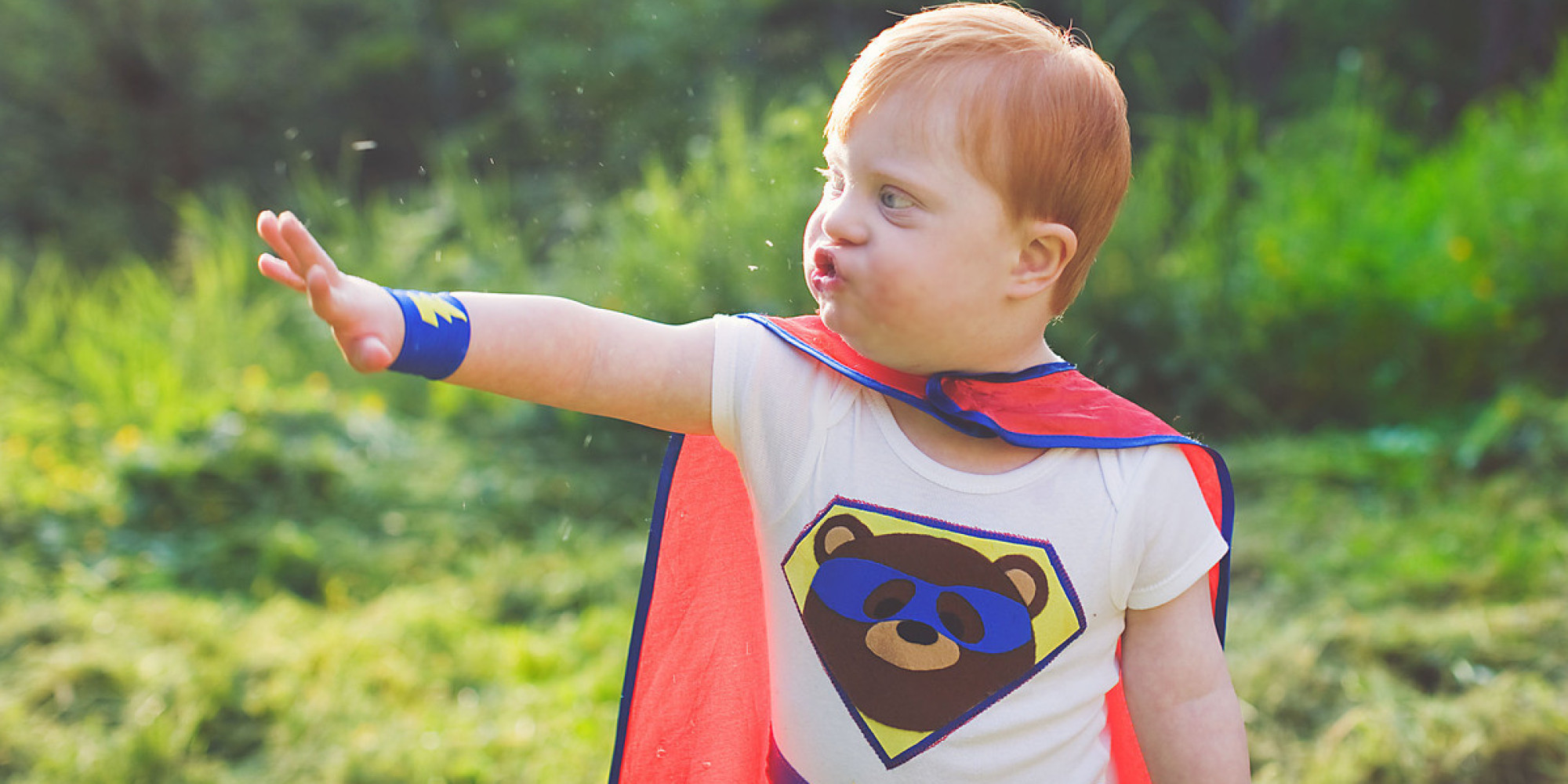 Kids With Special Needs Become Superheroes In Mom's ...