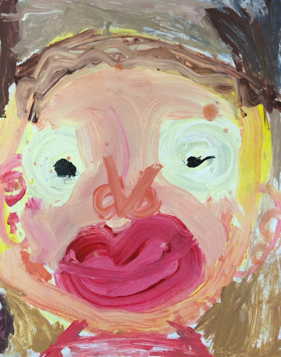 Why The Best Painting At The Guggenheim This Summer Was