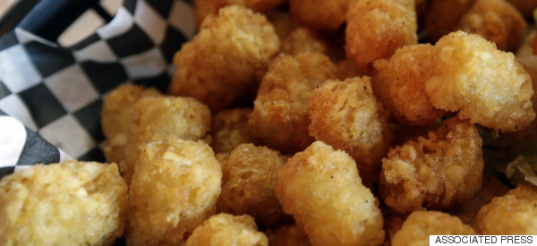 Would-Be Burglar Sidetracked By Tater Tots