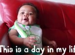 A Day In The Life Of A 5-Month-Old, As Told By One Hilarious Dad