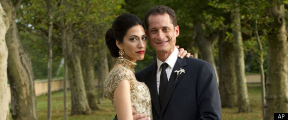 anthony weiner huma abedin. Huma Abedin: Biography Of Anthony Weiner#39;s Wife (PHOTOS). Huma Abedin