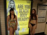 When Subway Ads Asked These Women If They Were 'Beach Body Ready,' They Responded Perfectly