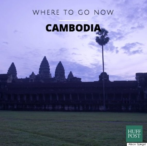 7 Reasons To Travel To Cambodia Right Now | HuffPost Life
