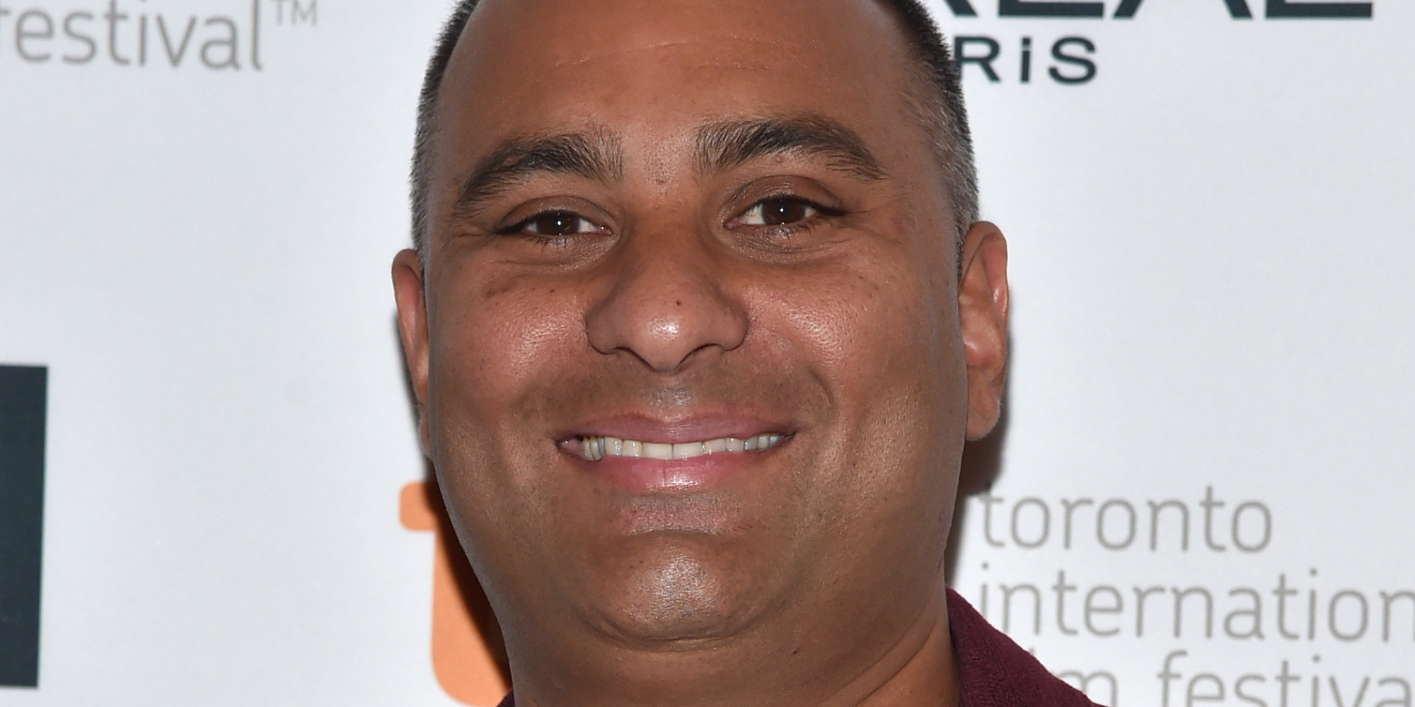russell peters wife