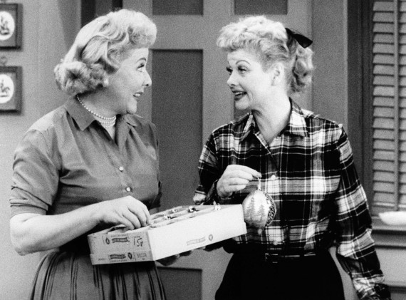 ethel lucy i love lucy