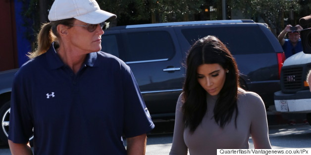 Bruce Jenner Says Kim Kardashian Accepted Transition With Help From Kanye West