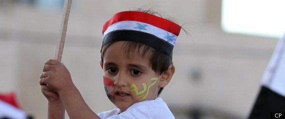 SYRIA MARCH