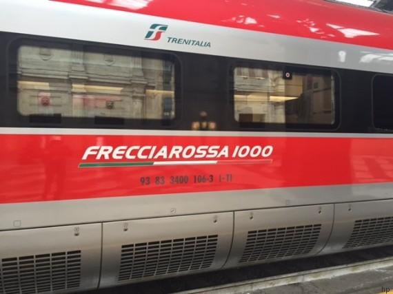 frecciarossa 1000