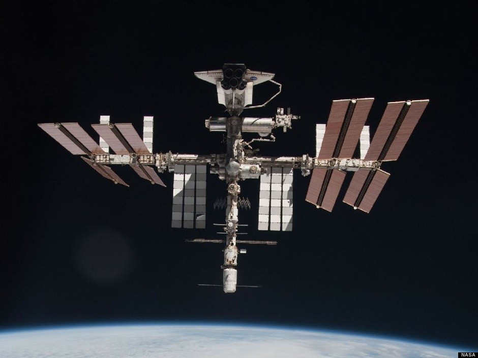 NASA Releases Breathtaking New Space Station Glamor Photos ...