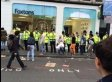 Protestors Want To #ReclaimBrixton - Starting With Foxtons Estate Agent