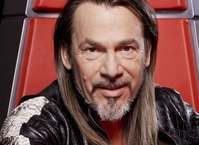the voice la nouvelle coupe de cheveux de florent pagny ne laisse pas les internautes. Black Bedroom Furniture Sets. Home Design Ideas