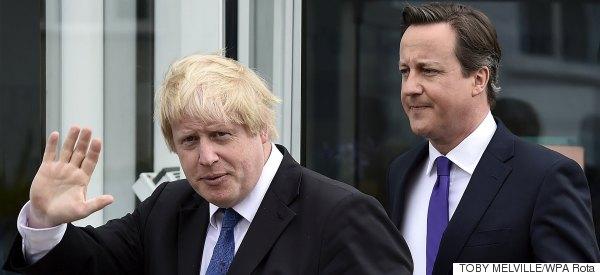 David Cameron Is Keeping Schtum On Boris' Chances At Tory Leadership