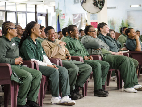 'Vagina Monologues' Production Reminds Female Inmates They Aren't Forgotten