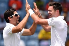 James Anderson (right) | Pic: PA