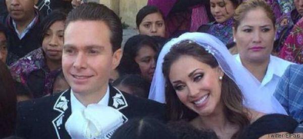 LA BODA SORPRESA DE ANAHÍ Y EL GOBERNADOR DE CHIAPAS