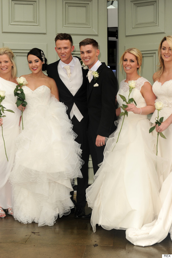 hollyoaks wedding