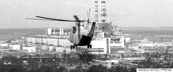 29 χρόνια από τον πυρηνικό εφιάλτη του Τσέρνομπιλ