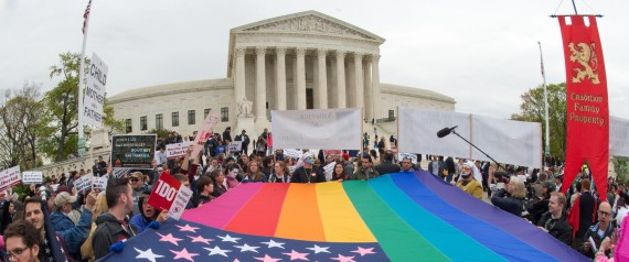 SCOTUS ready approve gay marriage