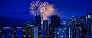 Vancouver Fireworks