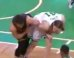 Kevin Love Dislocates Shoulder, Slams Celtics Player For 'Bush League Play'