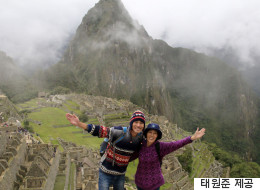 [허핑턴 인터뷰] 태원준: 엄마와 떠난 세계여행 525일