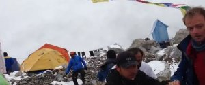 EVEREST AVALANCHE VIDEO
