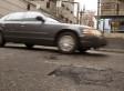 NSFW: Artist Paints Penises Around Potholes To Get Them Fixed
