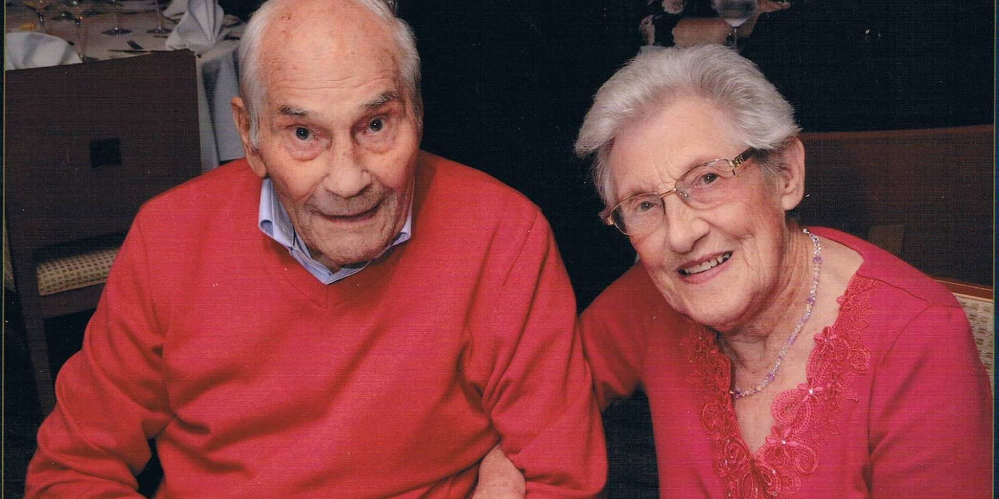 George Kirby, 102, And Doreen Luckie, 91, Set To Become ...