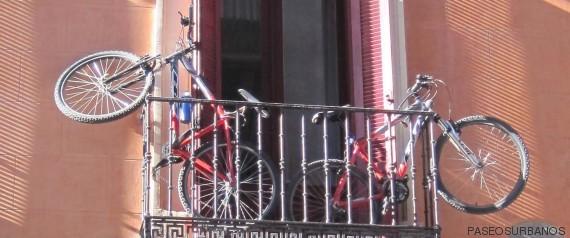 bicis balcon