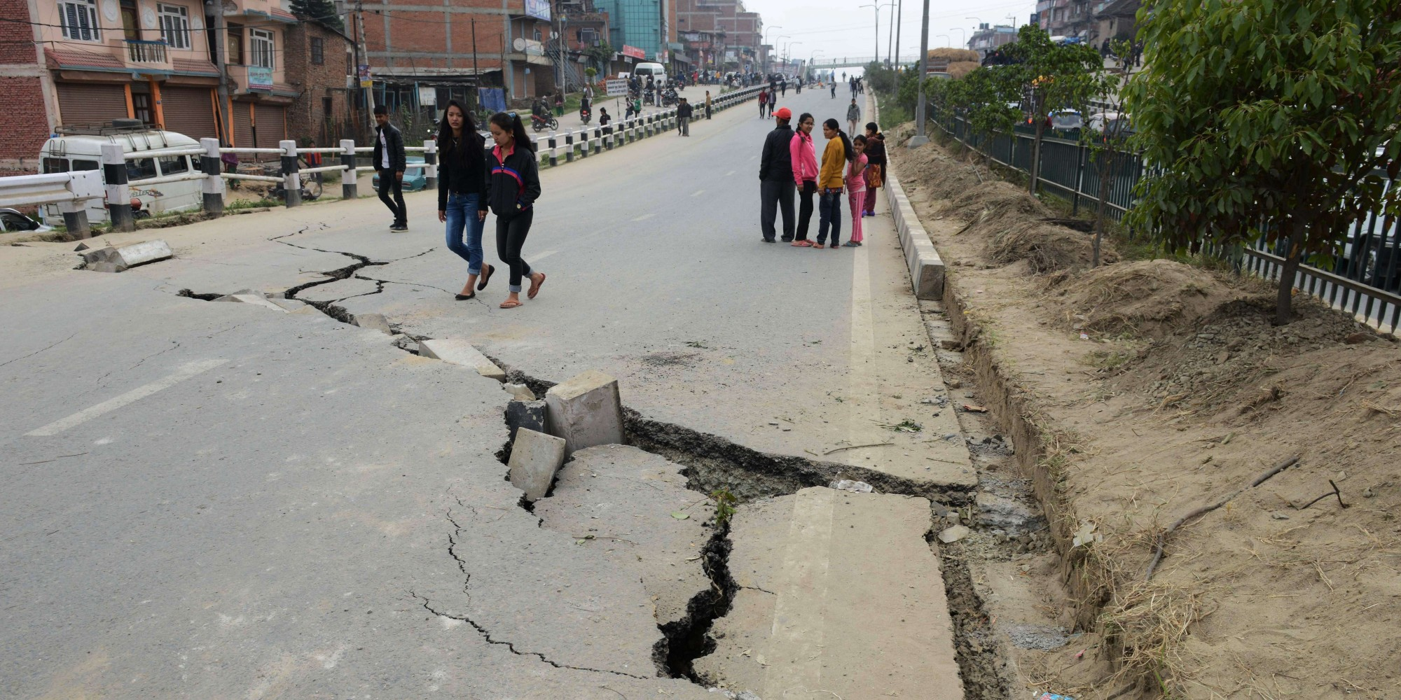 Nepal Earthquake Happened Right On Schedule, Scientists Say | HuffPost