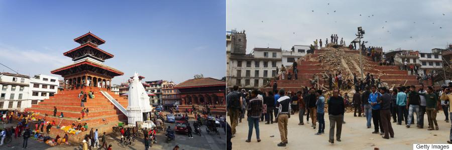 earthquake nepal