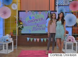 El conmovedor 'Baby Shower' de Ana Patria con 4 mujeres guerreras