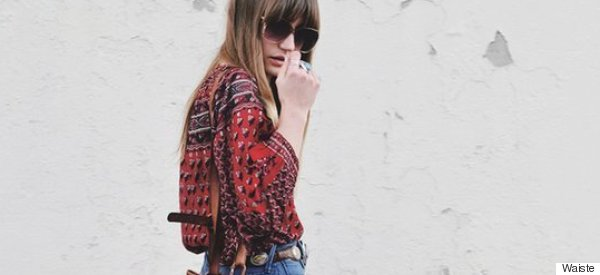 How To Style The 70s Trend (As Shown By Bloggers)