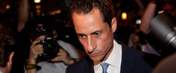 Anthony Weiner Resigns