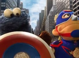 'Sesame Street' Takes On 'Avengers: Age Of Ultron'