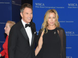 Téa Leoni And Boyfriend Tim Daly Are Red Carpet Official
