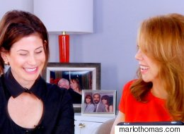 Didi Gluck Visits Mondays with Marlo