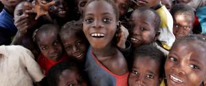 SMILING AFRICA CHILD