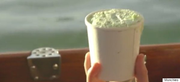 Ice Cream Goes To New Heights With 'Cold-Stoned' Sundae