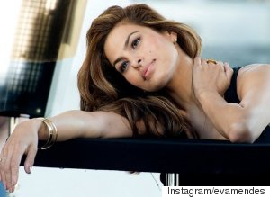 Eva Mendes Is Estee Lauder's Face For New Dimension Skincare Products